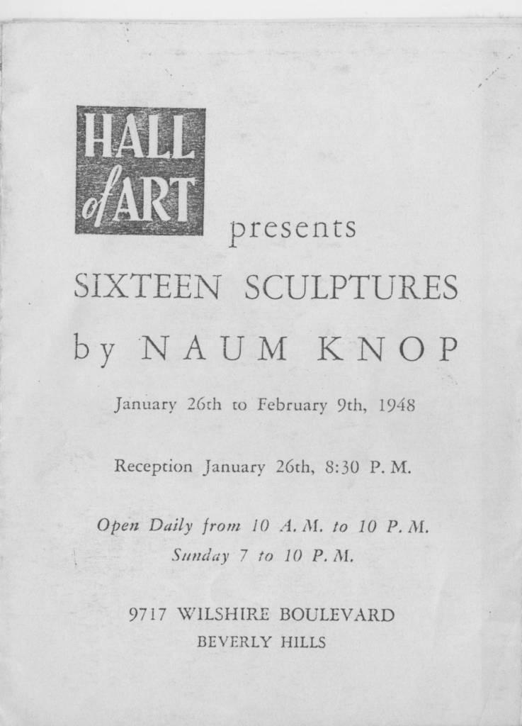 hall of art 48